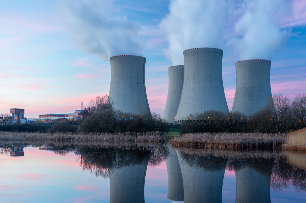 Nuclear Power Plant - Sheer Velocity Energy recruiting services