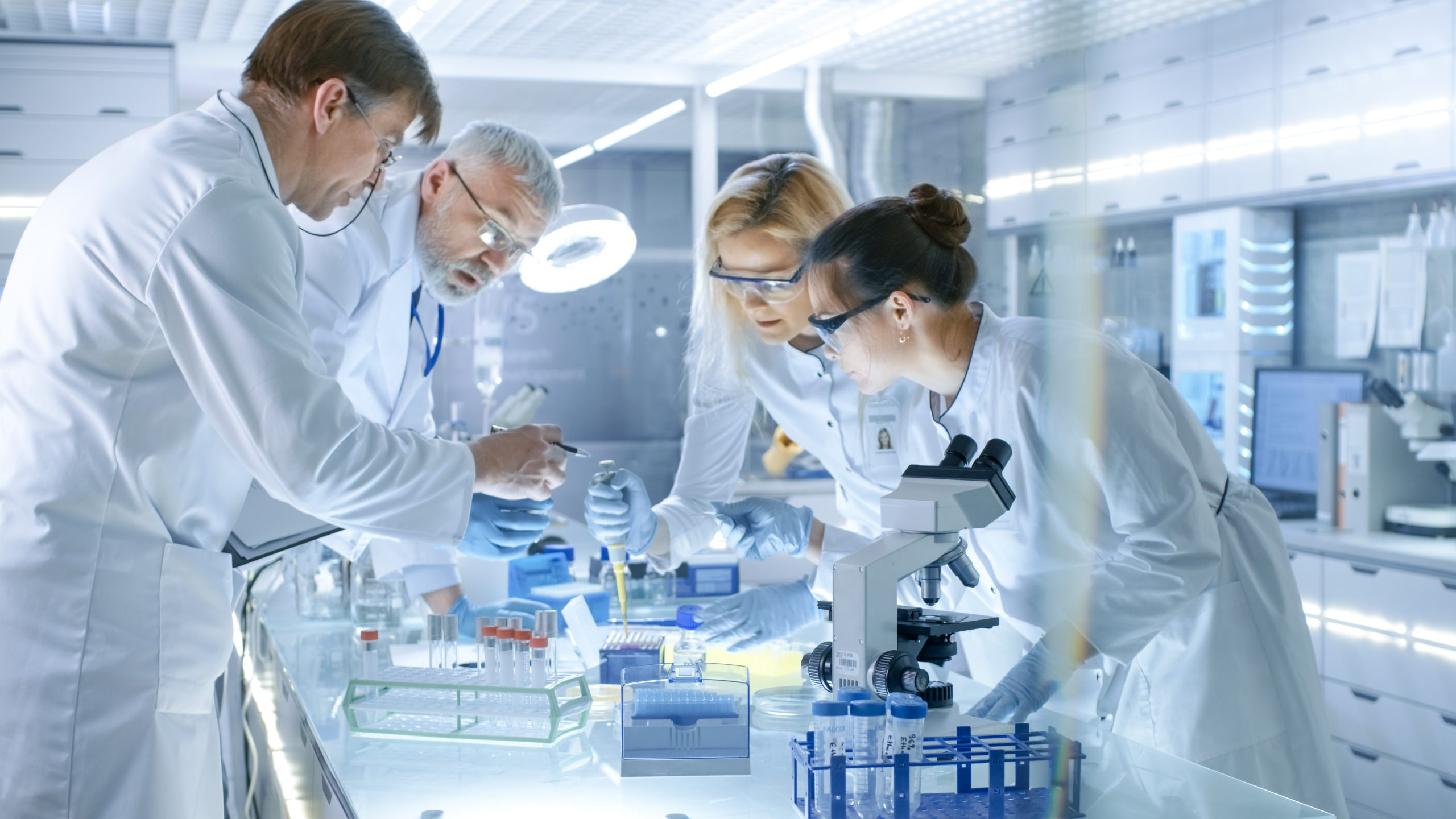 Drug research and discovery - Sheer Velocity pharmaceutical recruiters